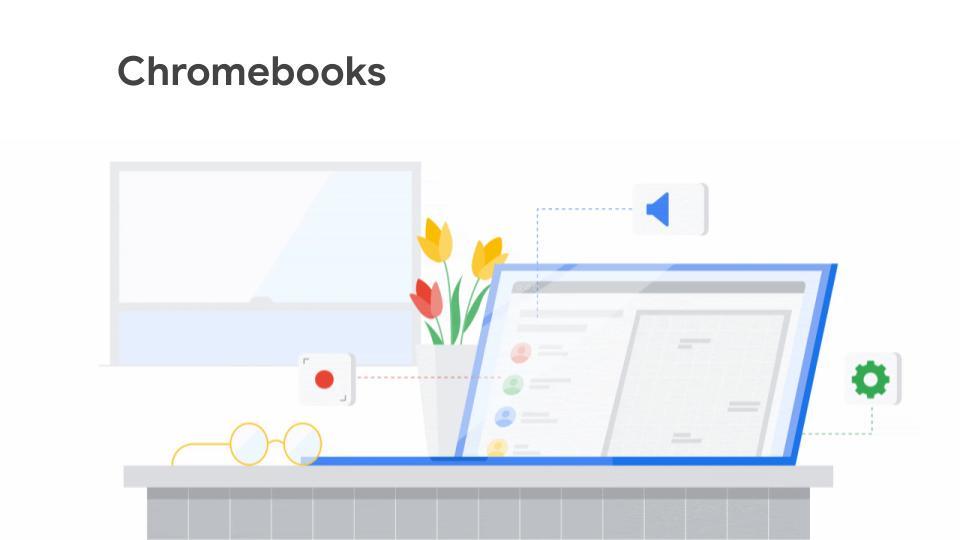 Nouveautés éducation - Chromebook